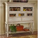 Hillsdale Wilshire Tall Sideboard Cabinet - 4508-855