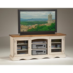Morris Home Furnishings Wilshire Entertainment Console