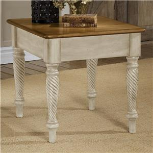 Morris Home Furnishings Wilshire End Table