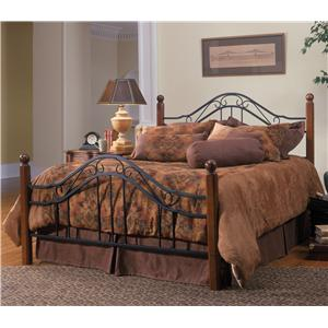 Hillsdale Wood Beds Queen Madison Bed