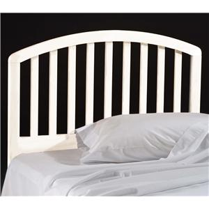 Hillsdale Wood Beds Full/Queen Carolina Headboard