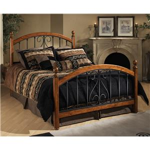 Hillsdale Wood Beds Queen Burton Way Bed