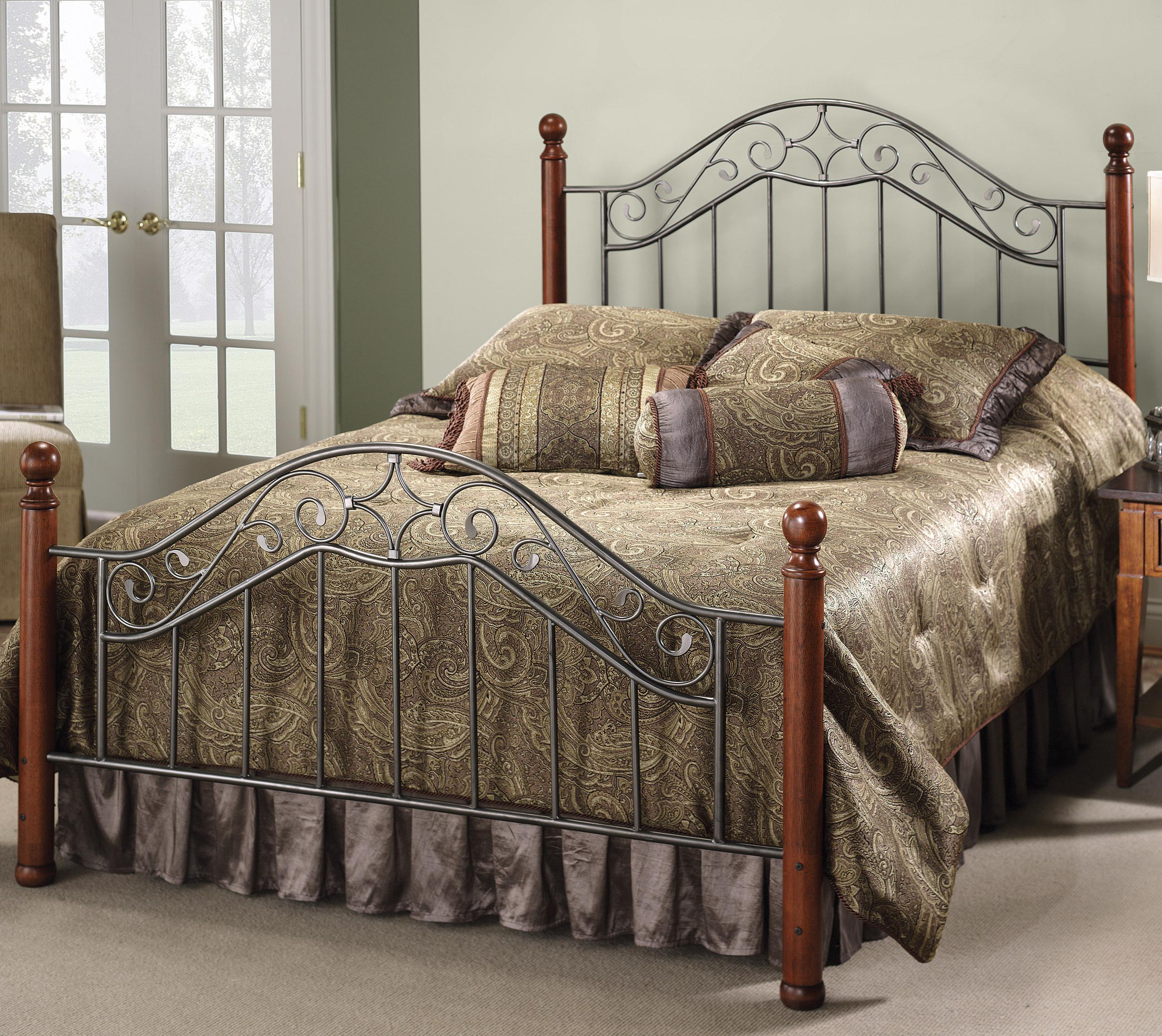 Queen Martino Bed