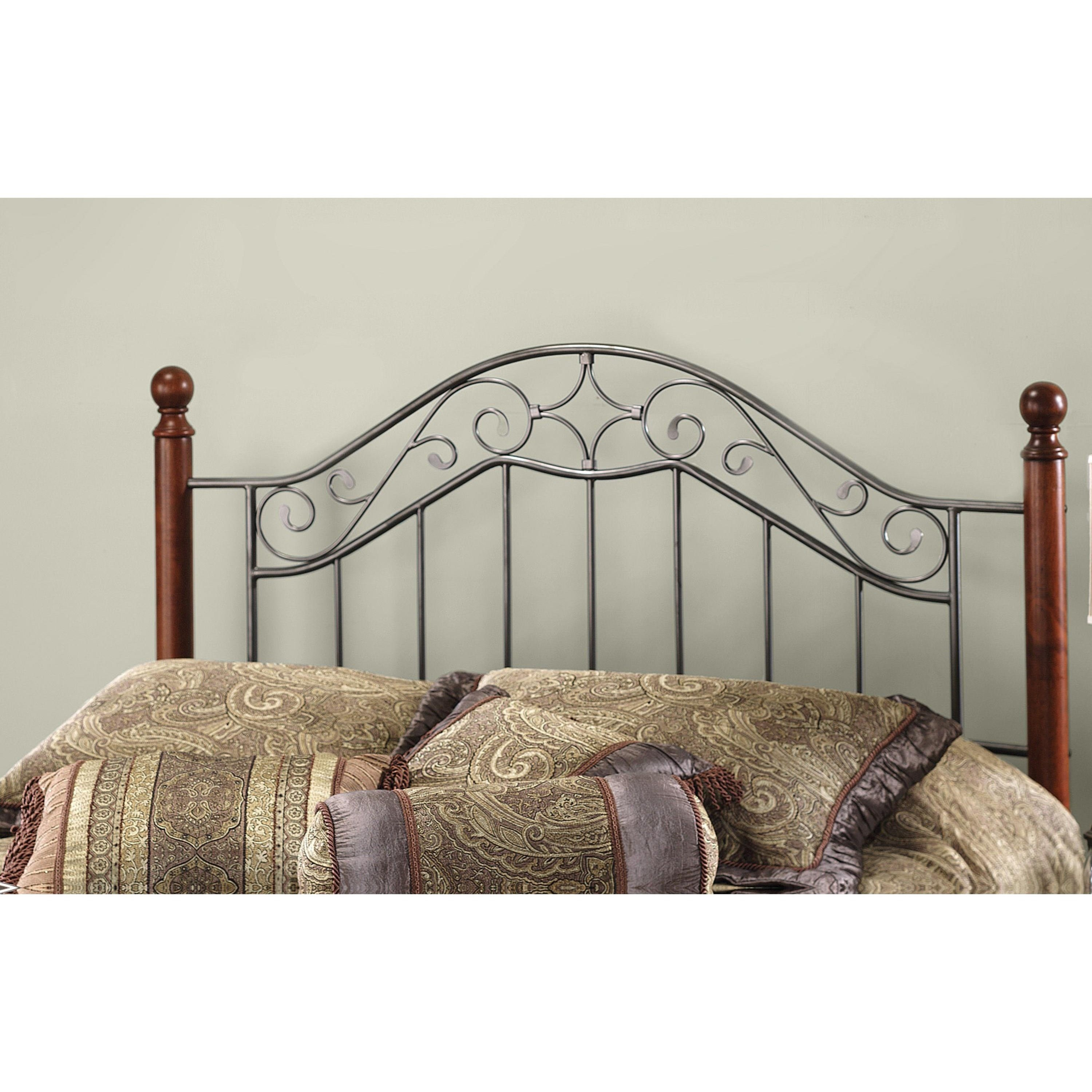 Hillsdale Wood Beds Full/Queen Martino Headboard - Item Number: 1392HFQR