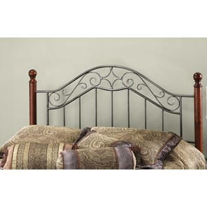 Hillsdale Wood Beds King Martino Headboard