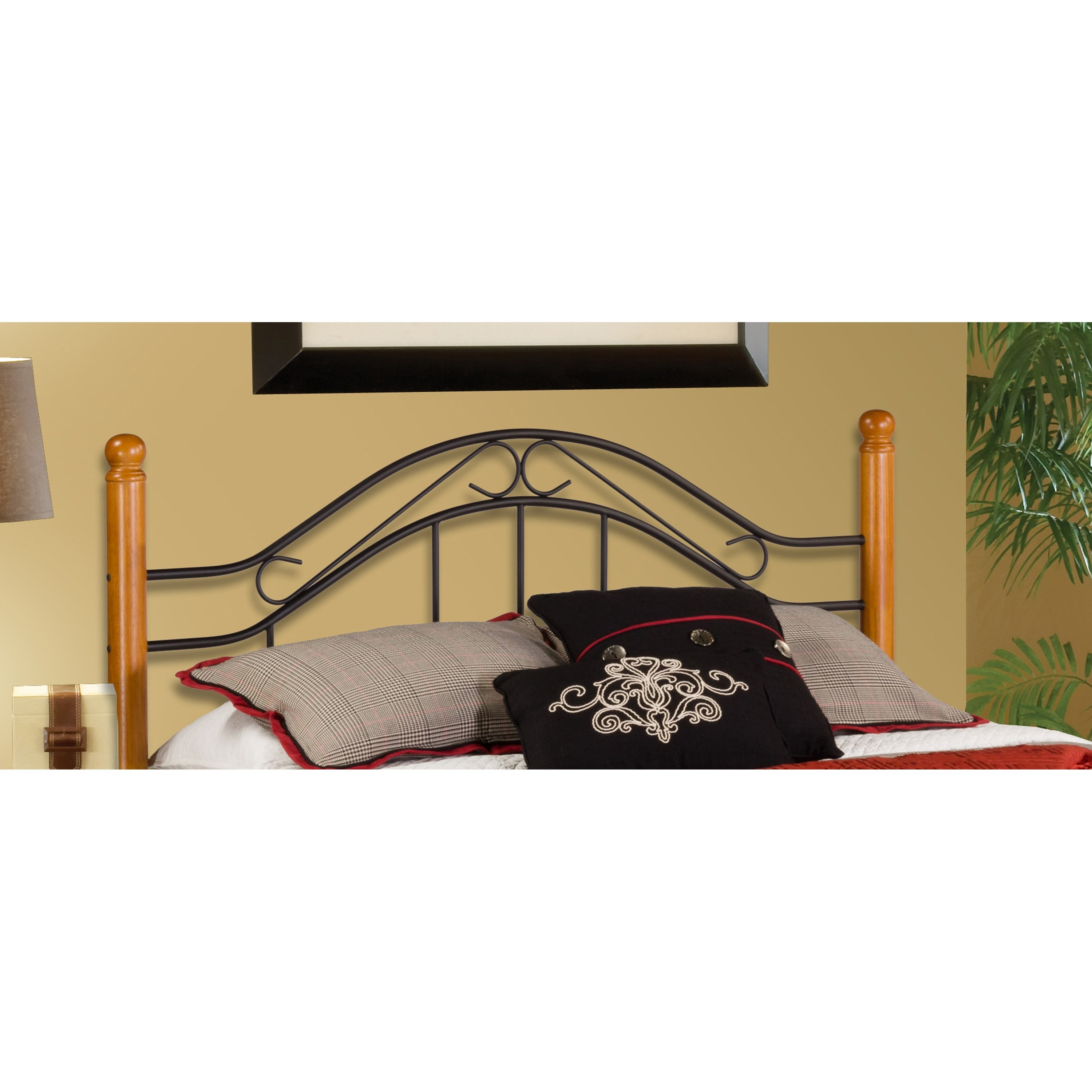 Hillsdale Wood Beds Full/Queen Headboard - Item Number: 164HFQ