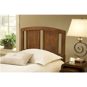 Hillsdale Wood Beds Stephanie Full/ Queen Headboard with Rails