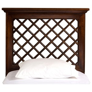 Hillsdale Wood Beds Twin Headboard and Rails