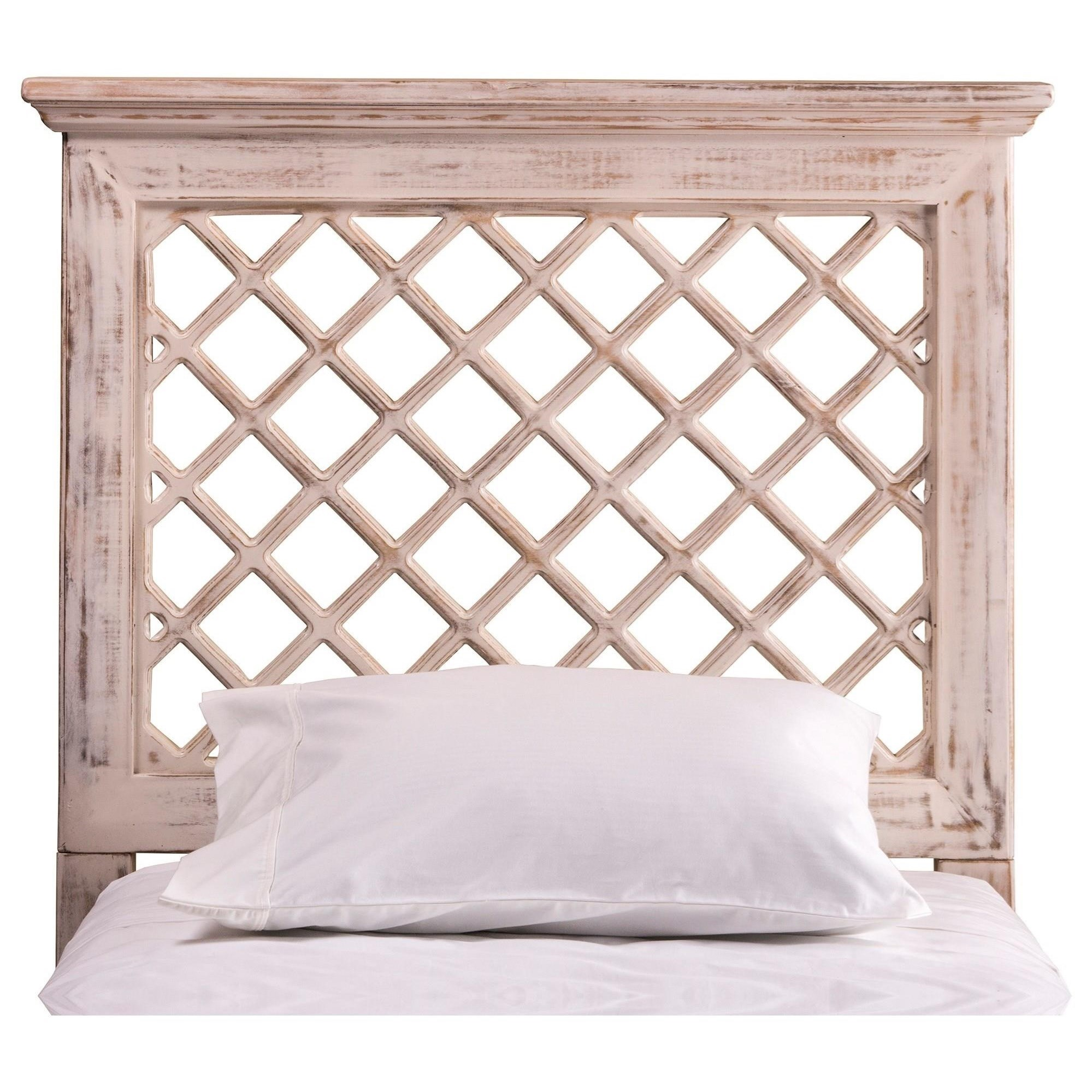 Hillsdale Wood Beds QueenHeadboard and Rails - Item Number: 1843HWFQR