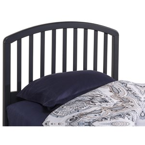 Hillsdale Wood Beds Full/Queen Headboard with Headboard Frame