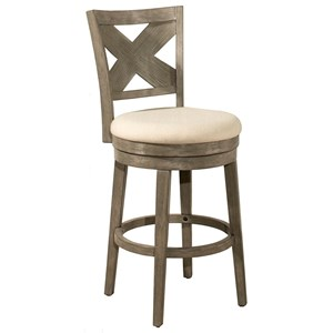 "26"" Counter Height Swivel Stool"
