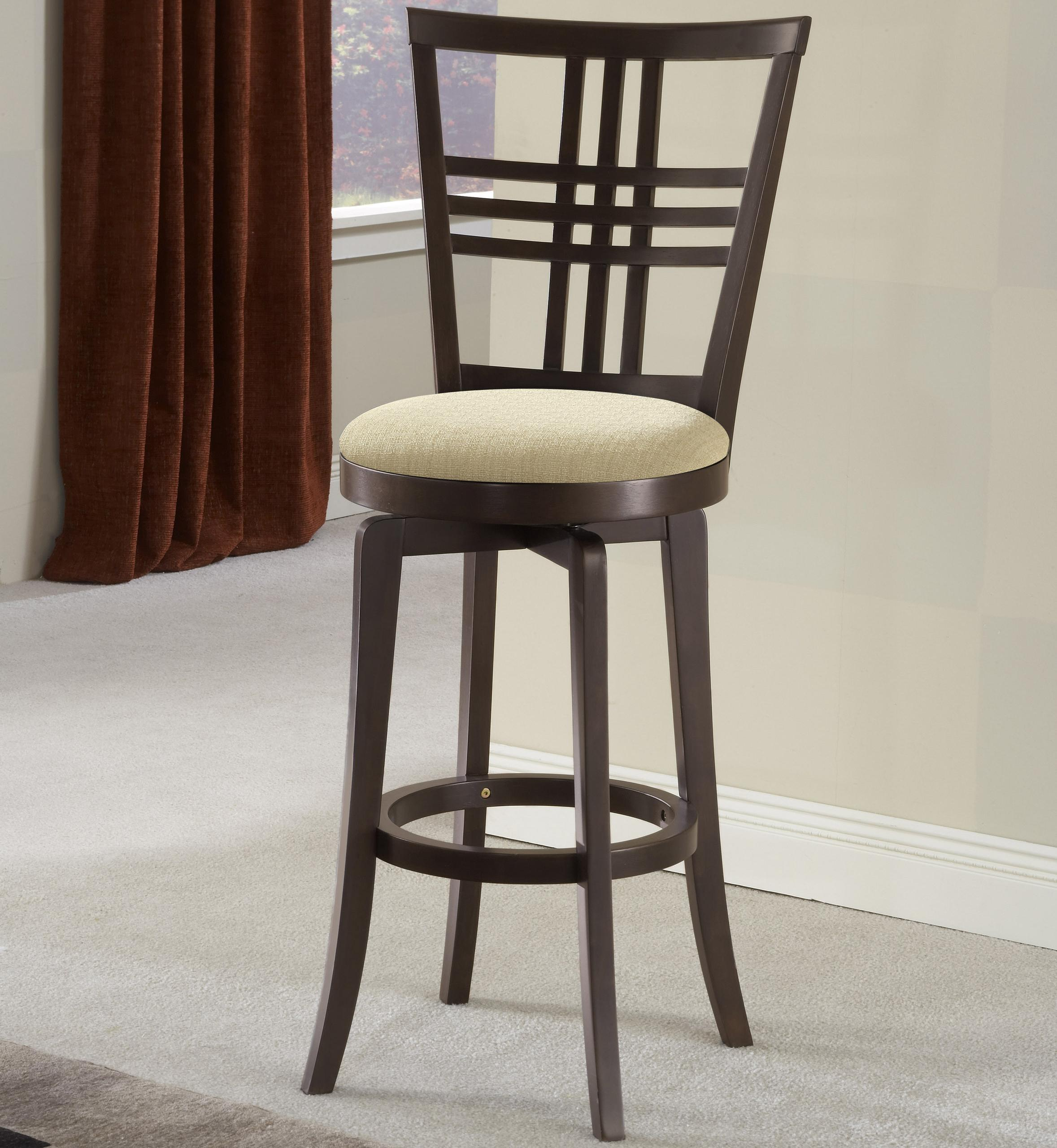 Hillsdale Wood Stools 30 Bar Height Tiburon Stool Lindys
