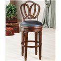 "Hillsdale Wood Stools 24"" Counter Height Dover Stool - Item Number: 62967"