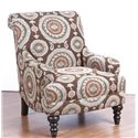 HM Richards 4282 Accent Chair - Item Number: 7491-01