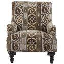 HM Richards Accents HMR Accent Chair - Item Number: 7496-01