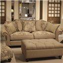 HM Richards Allouetta - Praire Sofa - Item Number: 1948-03