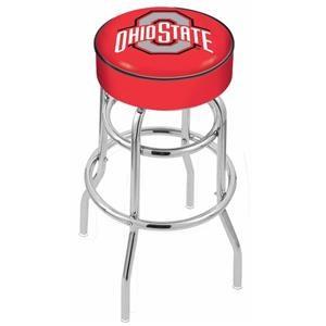 Ohio State University Logo Stool