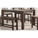 Hathaway Tyler Counter Table - Item Number: Tyler Counter Table