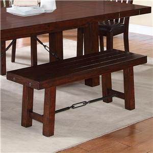 Holland House 1258 Dining Bench