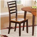 Holland House 1267 Dining Side Chair - Item Number: 1267-441-S