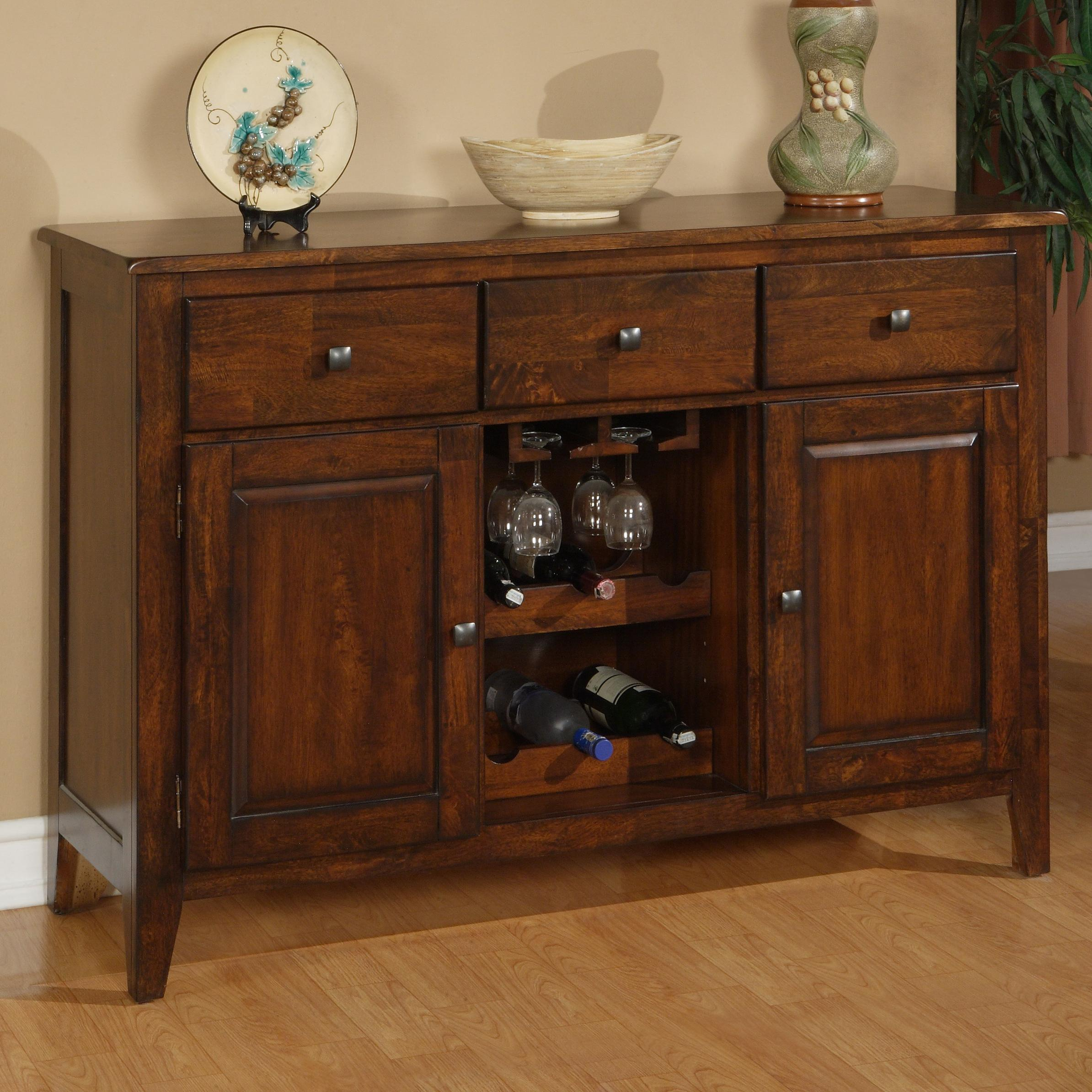 Holland House 1279 Mango Wood Dining Room Sideboard | FMG - Local ...