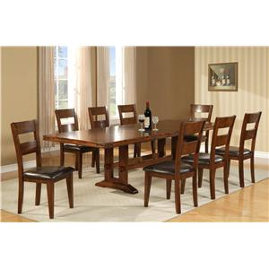 Morris Home Furnishings Coventry Coventry 5 Piece Dining Set