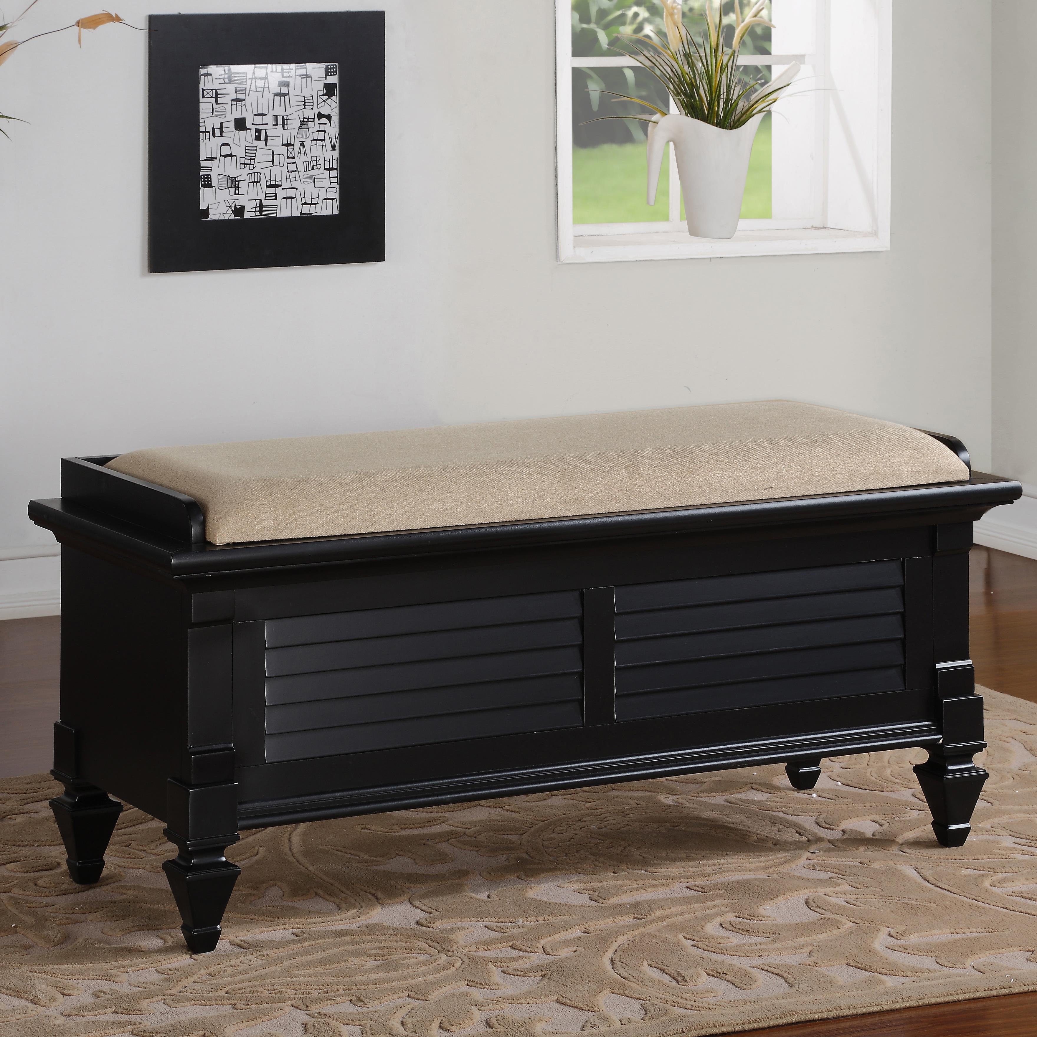 Holland House 2698 Storage Bench - Item Number: 2698-10