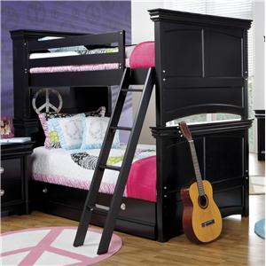 Holland House Petite Louis 2 3/3 Bunk Bed