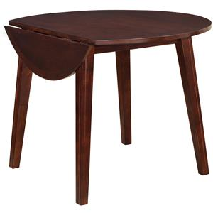 Holland House 8203 Round Drop Leaf Table