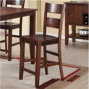 Holland House 8203 Counter Height Pub Chair