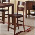 Holland House 8203 Counter Height Pub Chair - Item Number: 8203-CPB223-S