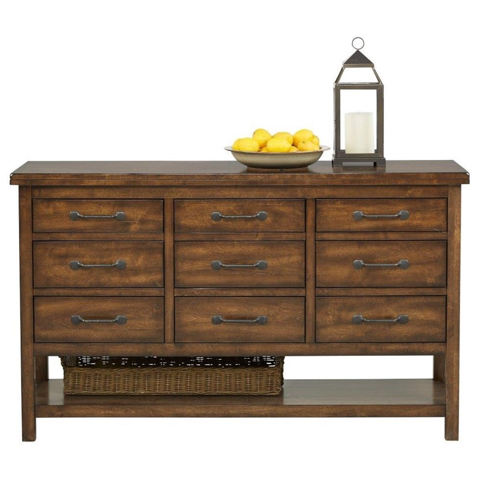 9108 Server by Warehouse M at Pilgrim Furniture City