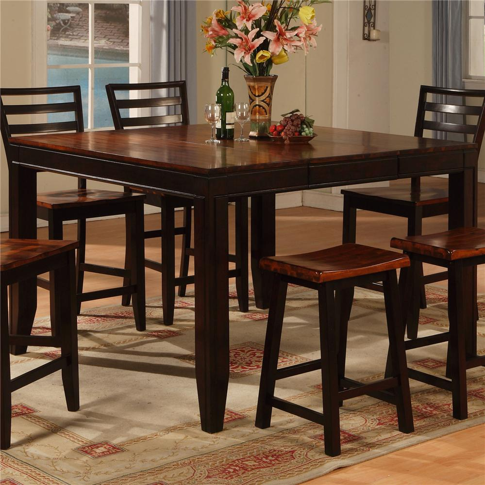 Holland House Adaptable Dining 7 Piece Contemporary Dining Set
