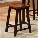 Holland House Adaptable Dining Barstool - 1267-TPB665-S