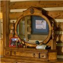 Holland House American Treasures Chevalle Mirror