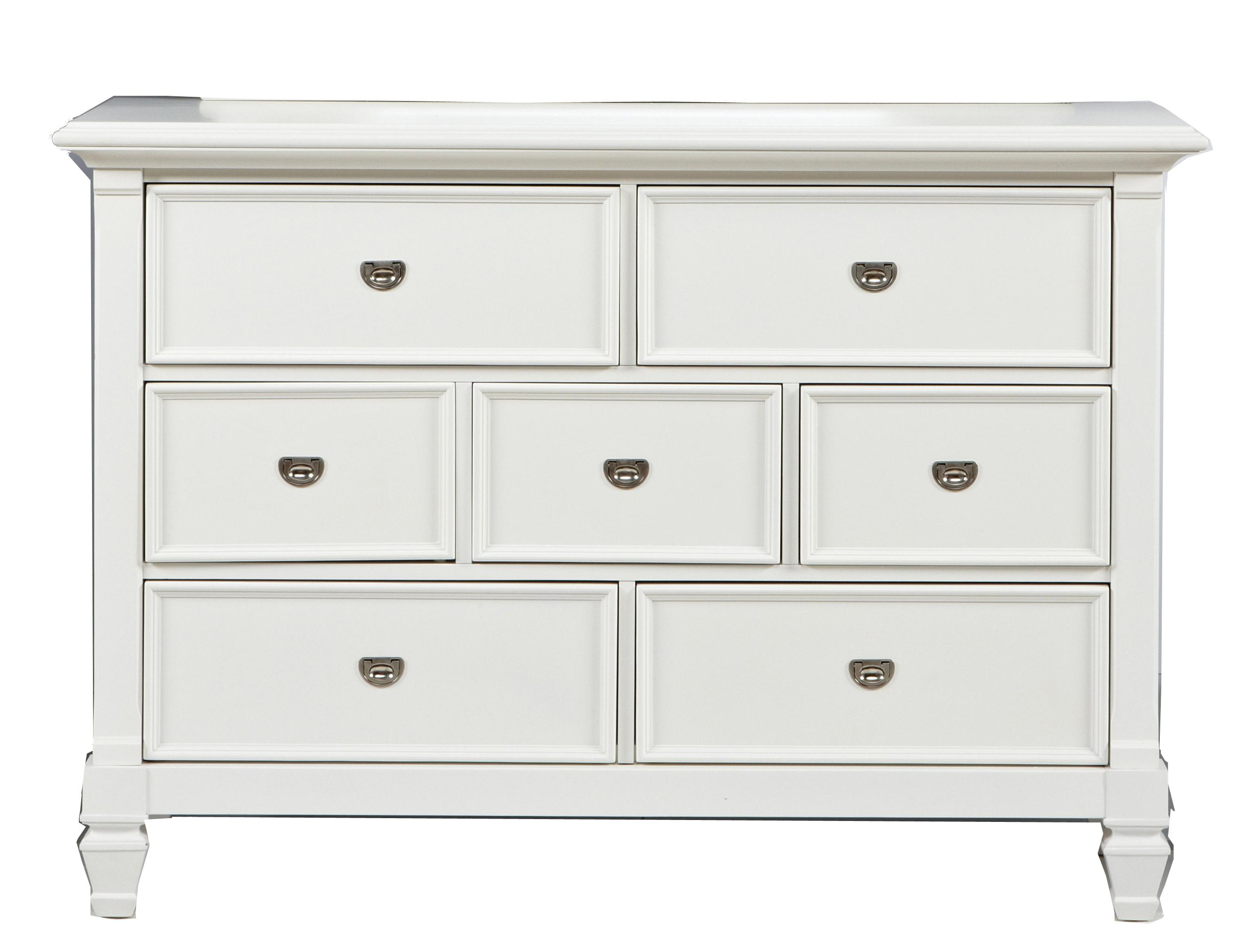 Morris Home Furnishings Berkshire Berkshire Dresser - Item Number: 2697-01