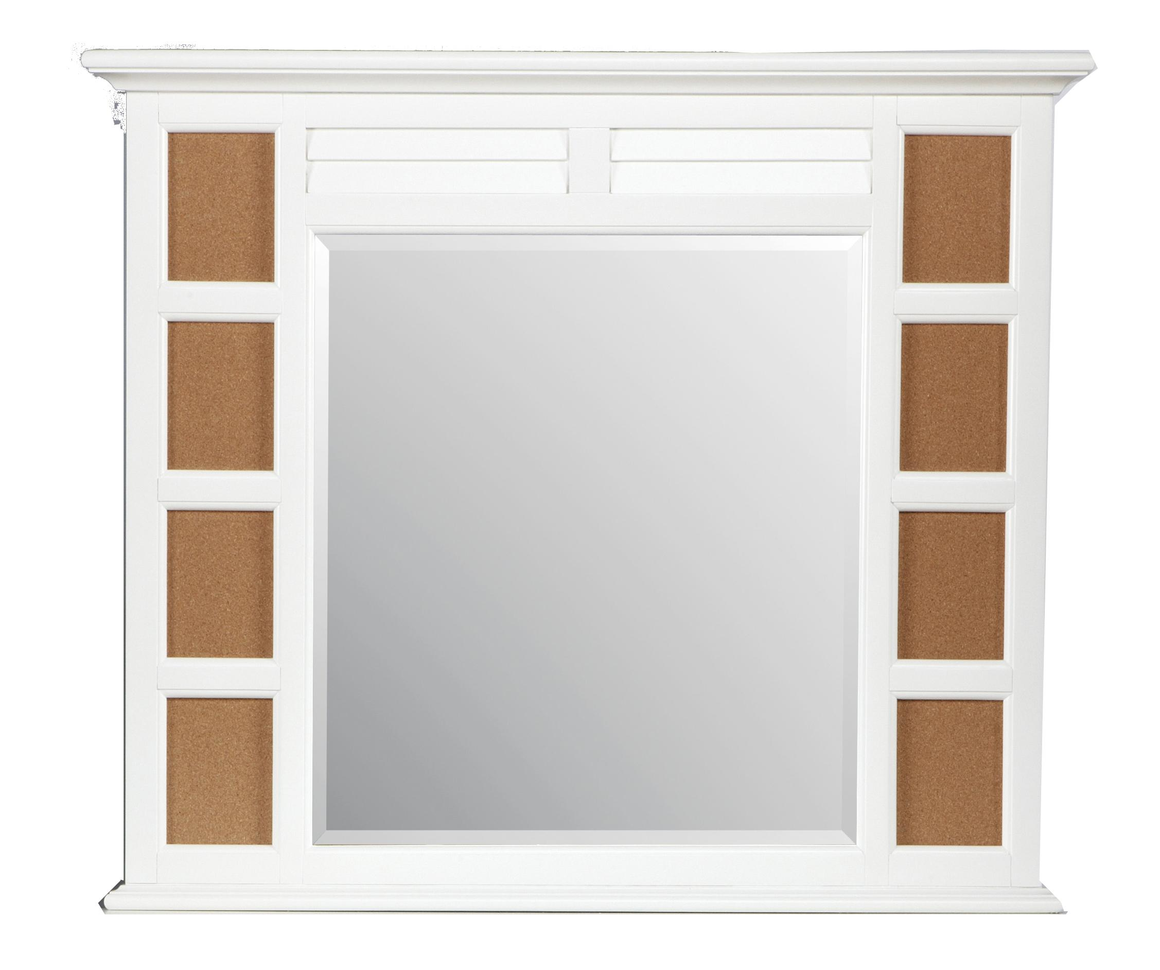 Morris Home Furnishings Berkshire Berkshire Mirror - Item Number: 2697-02
