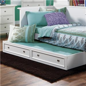Holland House Belmar Youth Storage Trundle Unit