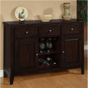 Holland House Bend Sideboard