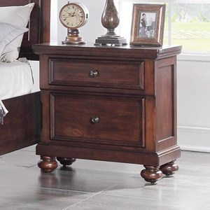 Holland House Brookhaven Nightstand