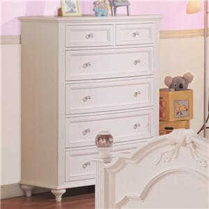 Morris Home Furnishings Loveland Loveland Drawer Chest