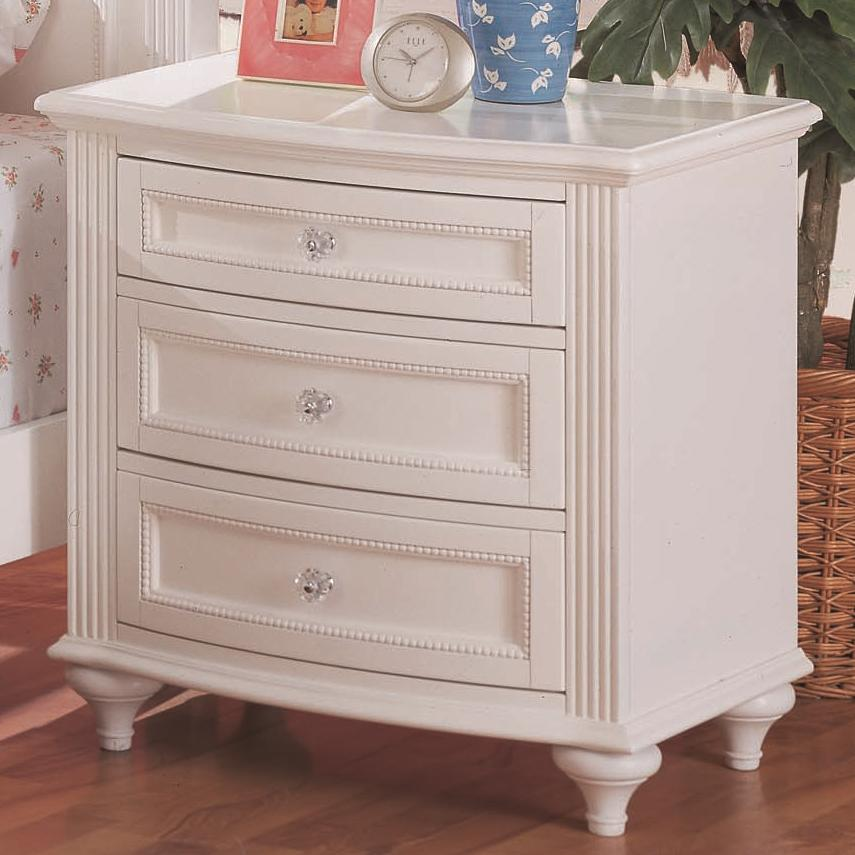 Morris Home Furnishings Loveland Loveland Nightstand - Item Number: 2286-36