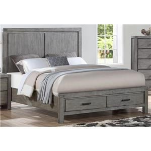 Cooperland King Bed