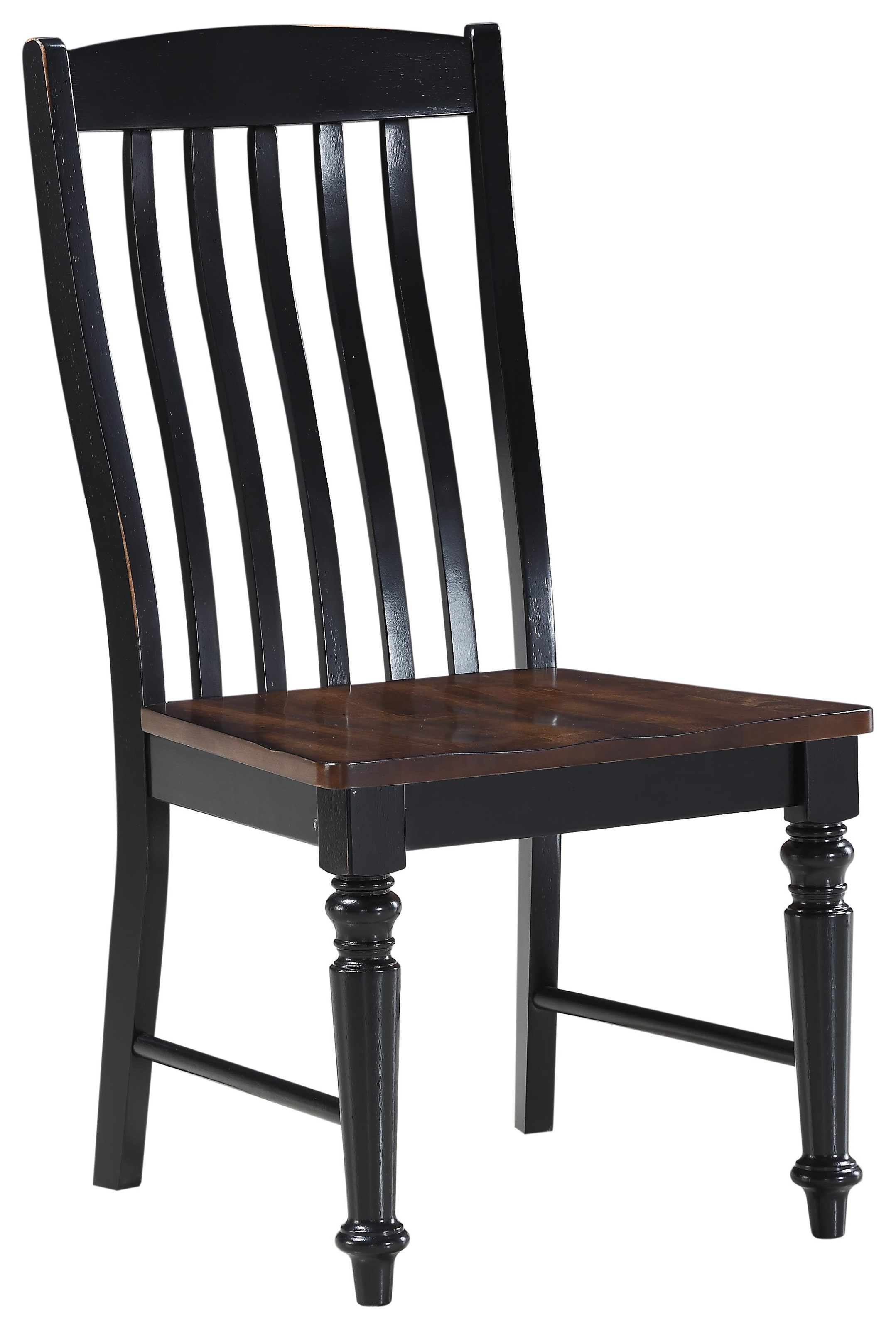 Creston Slat Back Chair