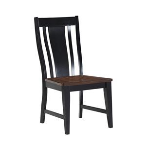Morris Home Furnishings Creston Creston Slat Back Chair