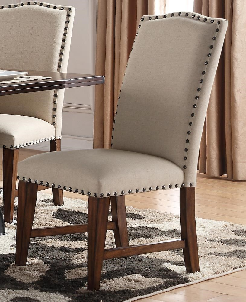 Morris Home Furnishings Creston Creston Upholstered Side Chair - Item Number: 575661800