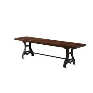 Morris Home Furnishings Creston Creston Dining Bench