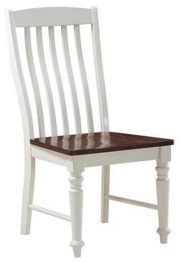 Creston Panel Back Dining Chair