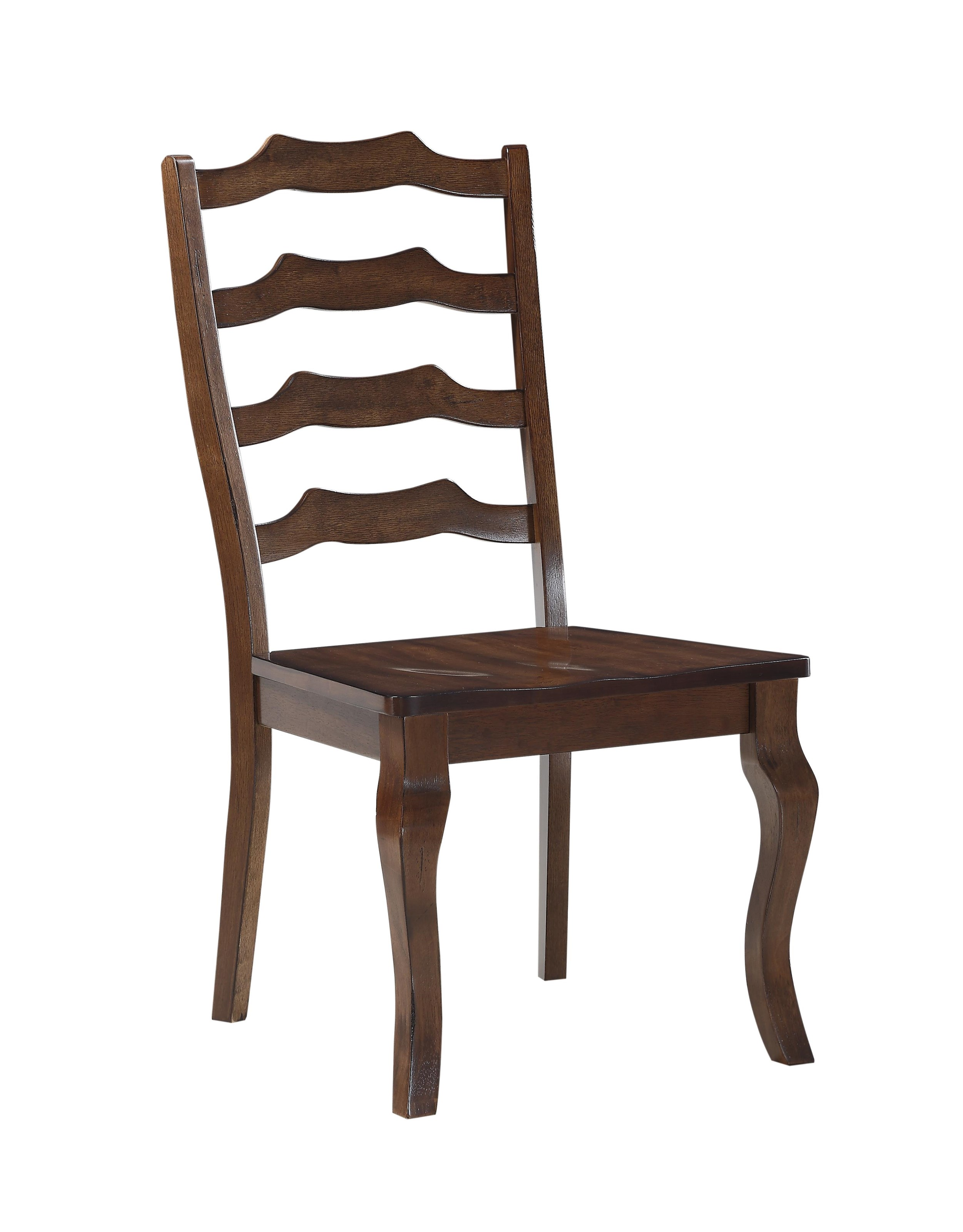 Morris Home Furnishings Creston Creston Ladder Back Dining Chair - Item Number: 959118339