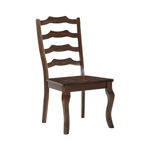 Morris Home Furnishings Creston Creston Ladder Back Dining Chair